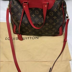 LV Retiro Monogram Shoulder Bag